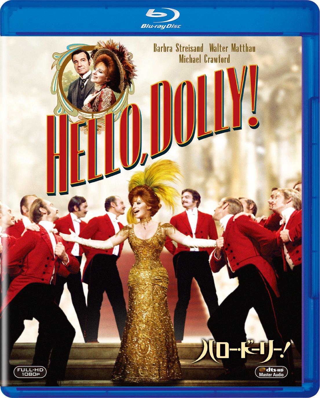 [MOVIES] ハロー・ドーリー! / Hello, Dolly! (1969) (BDREMUX)