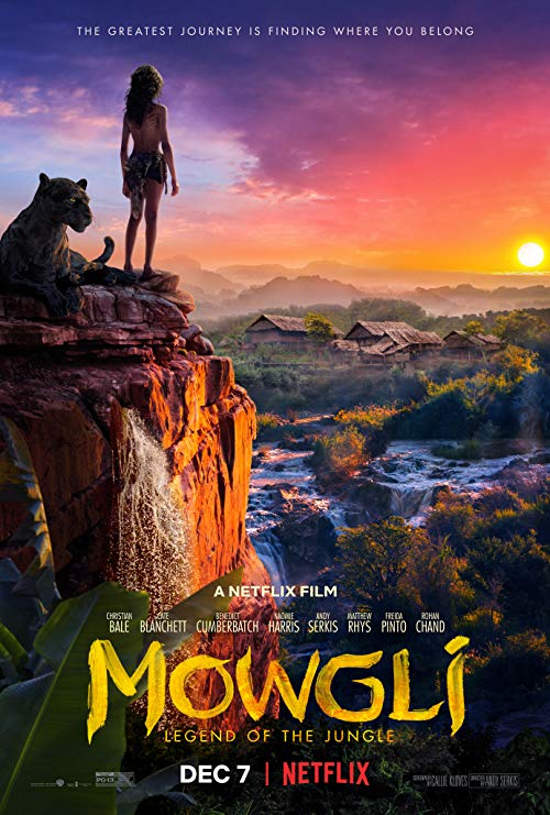 [MOVIE] モーグリ: ジャングルの伝説 / Mowgli (2018) (WEBRIP)