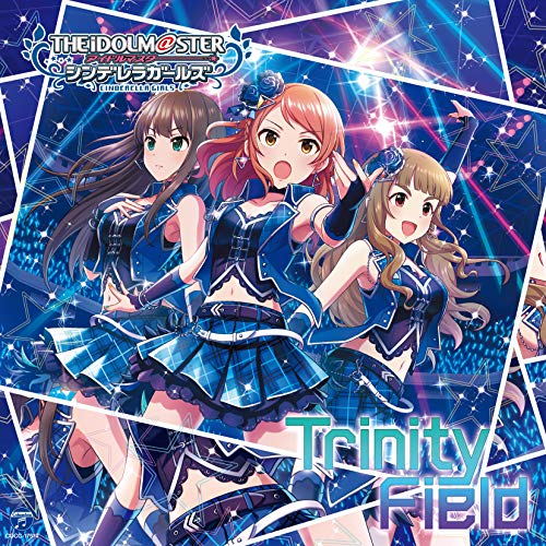 [Album] THE IDOLM@STER CINDERELLA GIRLS STARLIGHT MASTER 24 Trinity Field (2018.12.12/MP3/RAR)
