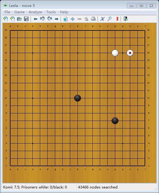 围棋软件丽拉围棋Leela0110绿色版里拉围棋下载