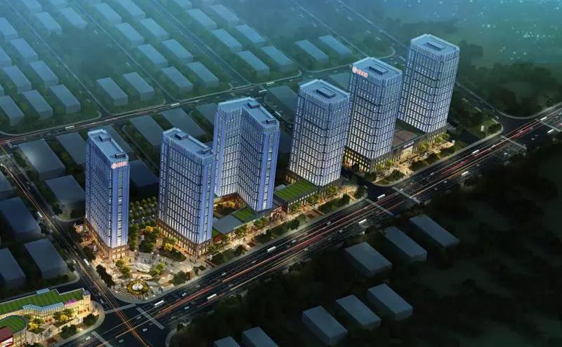 高星·西铁新城,远见城市未来